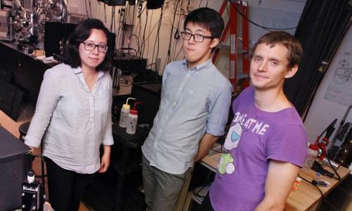 Princeton University researchers