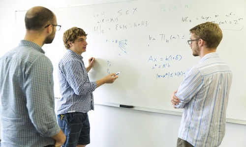 Aws Albarghouthi, Loris D'Antoni and David Merrell are part of a team developing a tool to root out bias in algorithm
