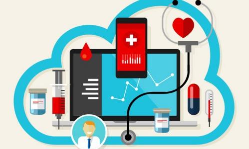 med-tech illustration