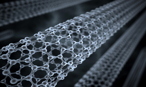 A nanotube illustration.