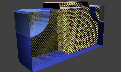 silicon germanium nanotransistor