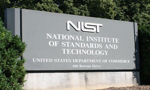 An image of NIST headquarters