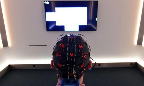 sensor skull cap
