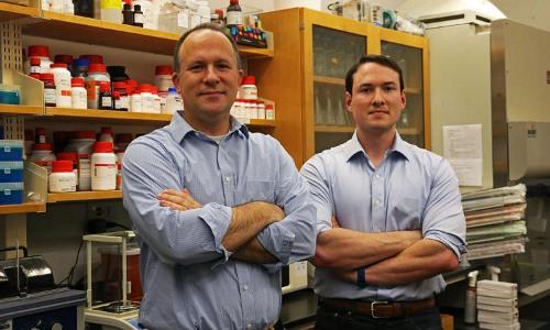 Jason Papin and Greg Medlock