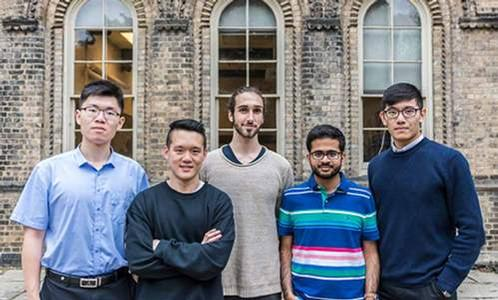 This Group of U of T Computer Science Researchers Are Decoding Ciphers With AI