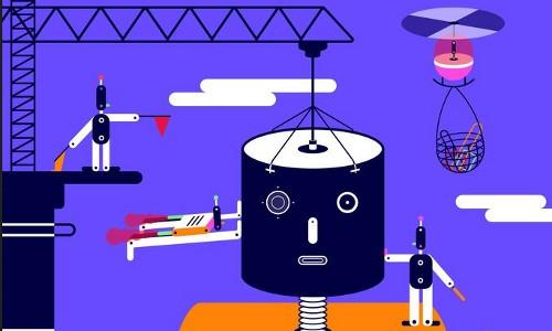 AI That Can Build AI, illustration