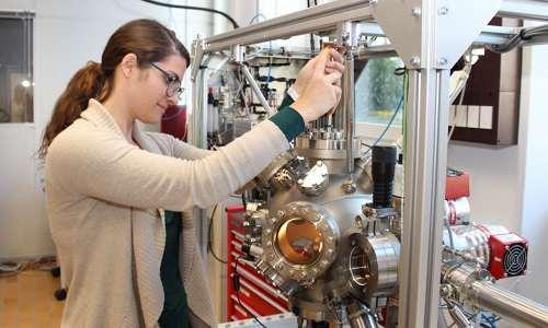 A nanotransistor made of graphene
