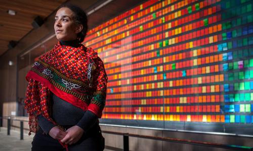 Microsoft researcher Timnit Gebru