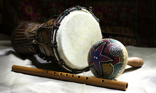 Types of African instruments