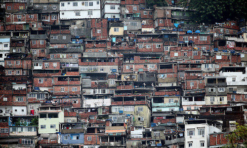 A view of Rocinha