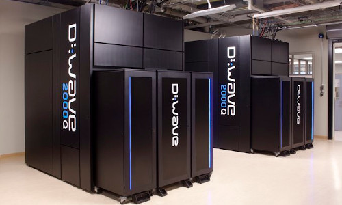 D-Wave Systems' hardware