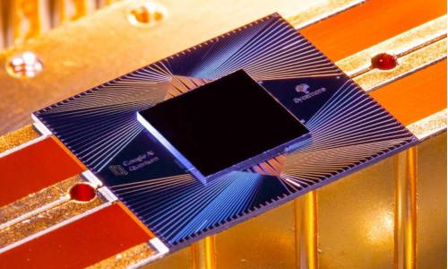 Google's Sycamore quantum processor