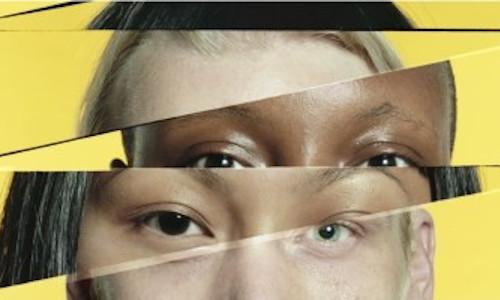 Eyes of multiple people/races