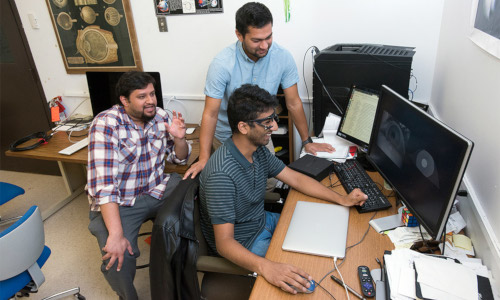 A team of RIT researchers
