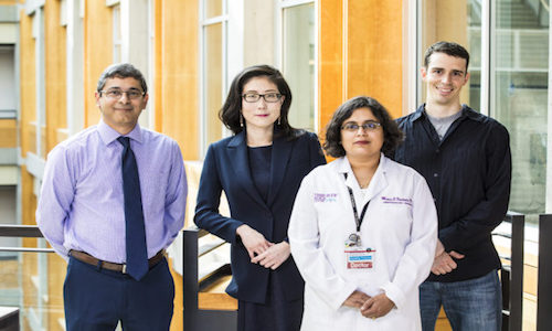 Researchers at the University of Washington's Allen School and doctors at UW Medicine.