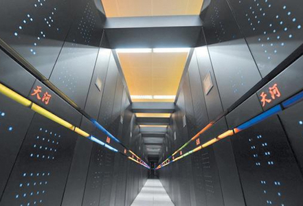 China Claims Supercomputer Powers Surpasses U.S., Europe