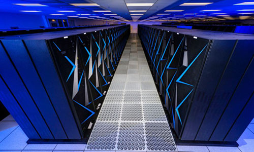 Lawrence Livermore National Laboratory's Sierra supercomputer