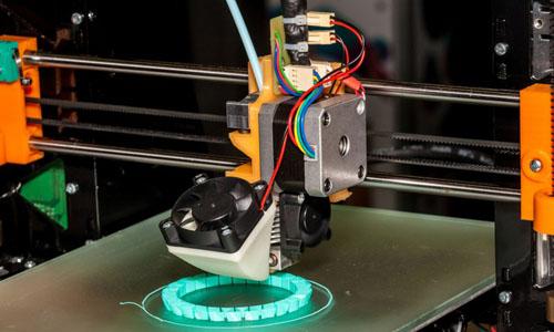 A 3D-print machine