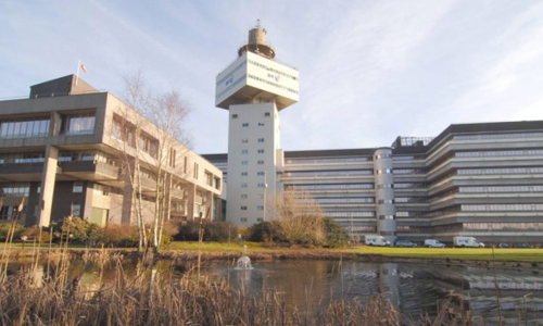 Adastral Park in Martlesham, Ipswich, the epicentre of BT's research, technology and IT operations