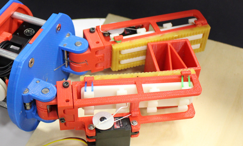 Robotic hand developed by Yale researchers